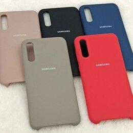 Чехлы - Чехлы для Samsung Silicon Case A50, A30S, A50s, 0