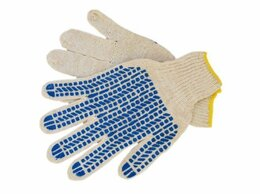Перчатки и варежки - Перчатки хб, 0