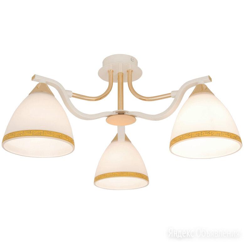 CL144132 Люстра Citilux Simona 3 лампы. Новая! по цене 2000₽ - Люстры и потолочные светильники, фото 0