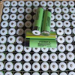 Батарейки - Аккумуляторы 18650 Panasonic с защитой 3400mAh, 0