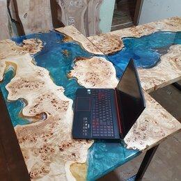 Компьютерные и письменные столы - Стол компьютерный Стол для руководителя Стол рабочий из массива дерева , 0