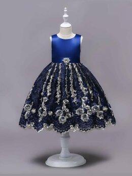 Платья и сарафаны - Новое бальное платье (9 - 11 лет), 0