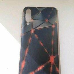 Чехлы - Чехол силиконовый на Samsung A50, 0