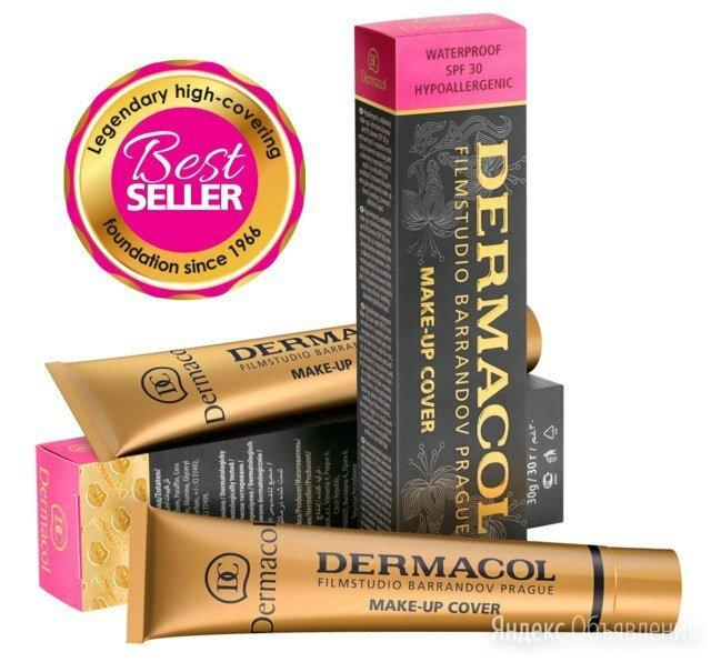 Тональный крем Dermacol make-UP cover по цене 700₽ - Для лица, фото 0