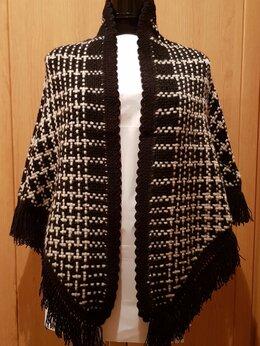Шарфы и платки - Шаль тёплая, большая., 0