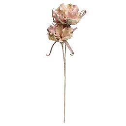 """Искусственные растения - Цветок из фоамирана 98 см розовый """"Гортензия…, 0"""