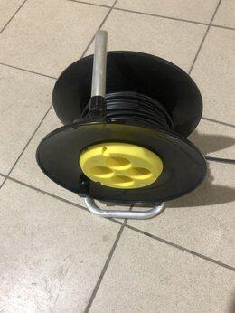 Электроустановочные изделия - Силовой удлинитель на катушке, 0