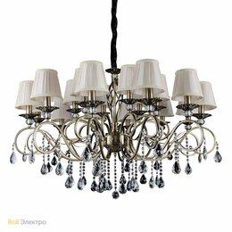 Люстры и потолочные светильники - Подвесная люстра Omnilux Belluno OML-79113-18, 0