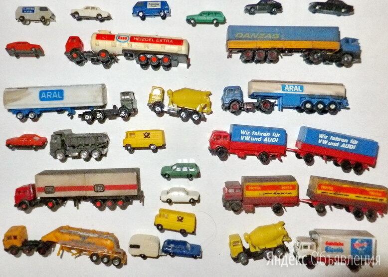 Модели автомобилей в масштабе 1:160 и 1:220 по цене 300₽ - Модели, фото 0