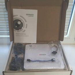 Комплектующие - 8-канальный гибридный HD-TVI регистратор DS-H108G, 0