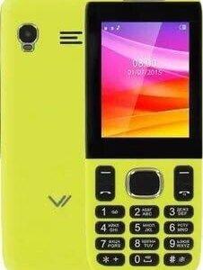 Мобильные телефоны - Новый Сотовый телефон Vertex D503 желтый, 0