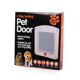 Туалеты и аксессуары  - Дверца/лаз для кошки (котоход) + дразнилка и губка в подарок, 0