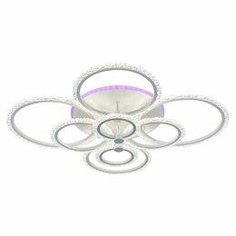 Люстры и потолочные светильники - Светодиодная люстра с пультом (224), 0