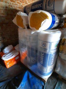 Изоляционные материалы - Утеплитель 150мм рулоны плиты для кровли стен…, 0