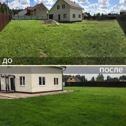 Газоны - Посевной газон / Рулонный газон / Газон под ключ / Благоустройство, 0