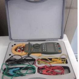 Измерительные инструменты и приборы - Токоизмерительные клещи Mastech MS2203, 0