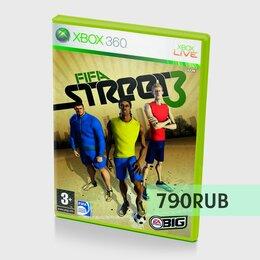 Игры для приставок и ПК - FIFA Street 3, 0