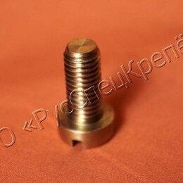 Шайбы и гайки - Латунный и бронзовый крепеж (Л63, БрКмц3-1) , крепеж из цветных сплавов, 0