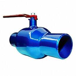 Краны для воды - Кран шар. цельносв. под прив. 11с67п2ЦП.00.1 Dn 50/40 Pn 40 МАРШАЛ, 0