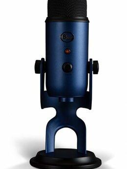 Микрофоны - Микрофон Blue Microphones Yeti Синий, 0