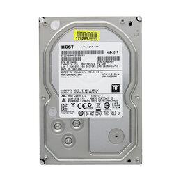 """Внутренние жесткие диски - Жесткий диск 3,5"""" HGST 4 TB 7200 RPM, 0"""