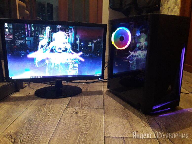 Мощный игровой CORE I7 по цене 48000₽ - Настольные компьютеры, фото 0