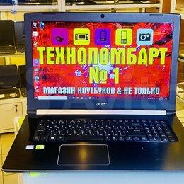 """Ноутбуки - 17.3"""" Большой Acer(i3-6006/DDR4/GeForce 940MX), 0"""