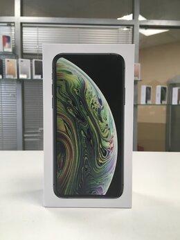 Мобильные телефоны - iPhone Xs Max 256gb space gray (A2101) Ростест, 0