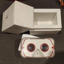 Очки виртуальной реальности - Яндекс очки виртуальной реальности для смартфона, 0