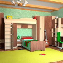 Кровати - Кровать-чердак Алешка, 0