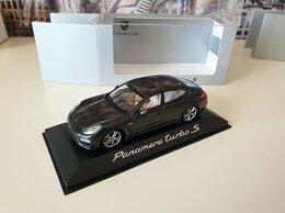 Модели - Porsche Panamera Turbo S рестайлинг 970 1/43…, 0