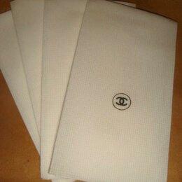 Туалетная бумага и полотенца - Полотенце бумажное Chanel оригинал из Парижа, 0