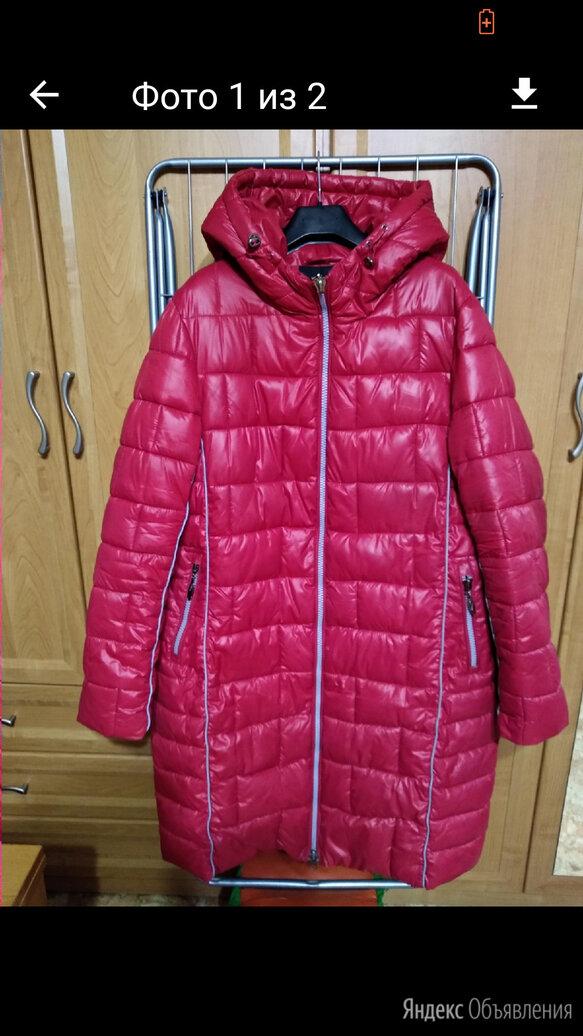 Женская куртка р.р 52- 54 по цене 2000₽ - Куртки, фото 0