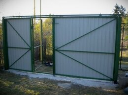 Металлопрокат - Забор из профнастила, 0