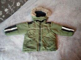 Куртки и пуховики - Куртка на 3-4 года тёплая, 0