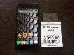 Мобильные телефоны - Смартфон Micromax A350, 0