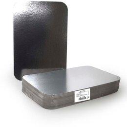 Крышки и колпаки - Крышка к форме контейнера 490мл 3924/402-675 100шт, 0