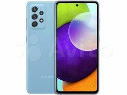 Мобильные телефоны - Samsung Galaxy A52 4/128 Blue, 0
