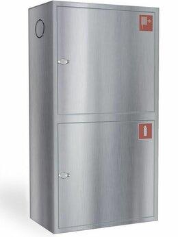 Противопожарное оборудование - Шкафы из нержавеющей стали Ш-ПК-320-12 навесной…, 0