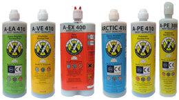 Анкерные болты - Химический анкер КМП Arctic 300ml Эпокси-Акрилат…, 0