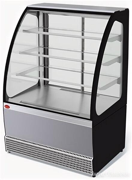 Неохлаждаемая витрина Veneto VS-0,75 (нерж.) по цене 77073₽ - Холодильные витрины, фото 0