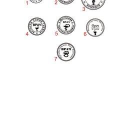 Дизайн, изготовление и реставрация товаров - Изготовление печати врача, 0