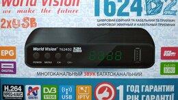 ТВ-приставки и медиаплееры - DVB-T2/C   приёмники,приставки, 0
