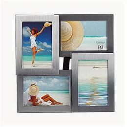 Цифровые фоторамки и фотоальбомы - Фоторамка Image Art 6021/4-4S, 4 в 1, 10*15…, 0