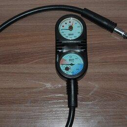 Измерительные приборы для подводного плавания - Дайвинг консоль Mares Mission манометр+глубиномер, 0