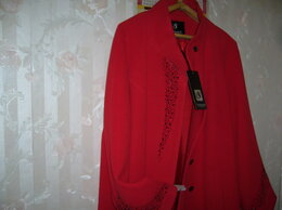 Пальто - Пальто с вышивкой, кашемир., 0