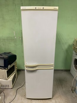 Холодильники - Б/у Холодильник Samsung RL-28 FBSW, 0