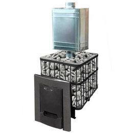 Камины и печи - Печь для бани Волжанка Скала (до 20 куб.м.), 0