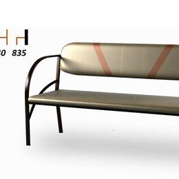 Мебель для учреждений - Мягкие диванчики, скамьи и банкетки., 0