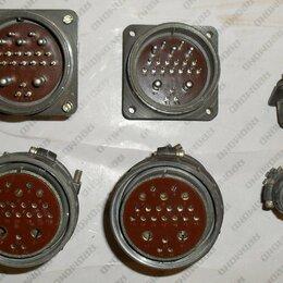 Электроустановочные изделия - Разъем ШР силовой, 0